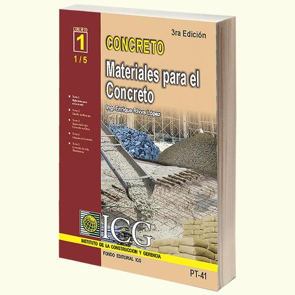 Materiales para el Concreto - 3.a