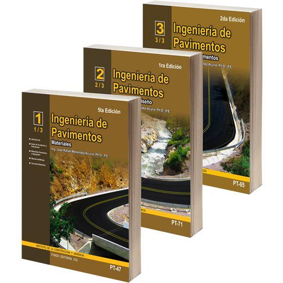 Colección de Ingeniería de Pavimentos