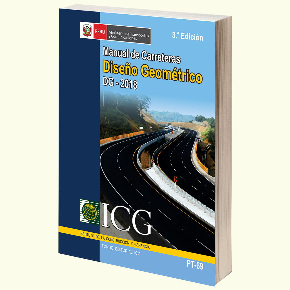 Manual de Carreteras Diseño Geométrico DG-2018 - 3.a