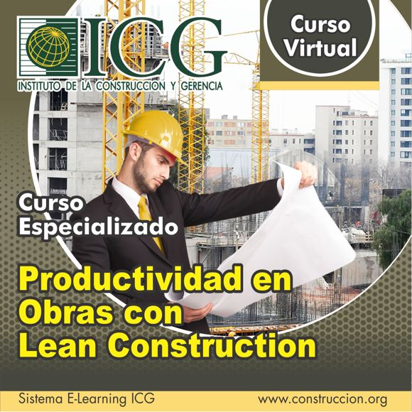 Productividad en Obras con Lean Construction