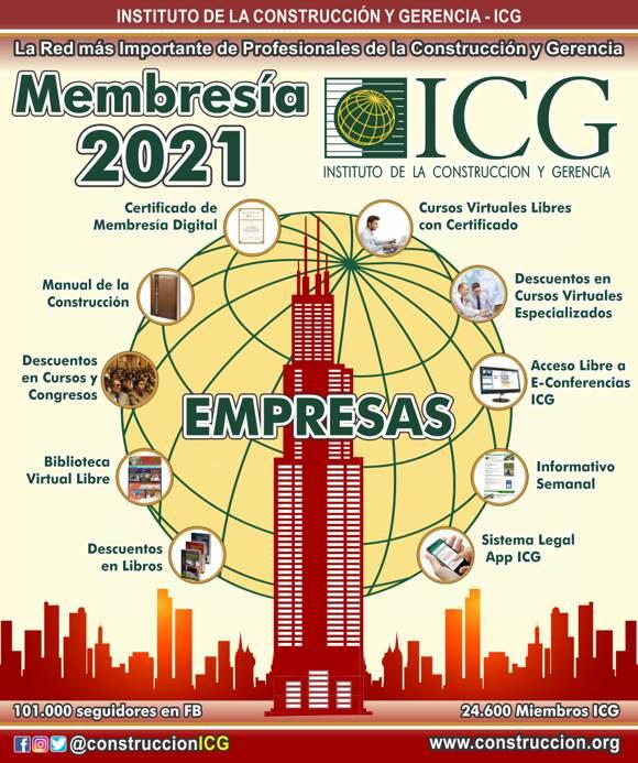 Membresía 2021 - Empresarial