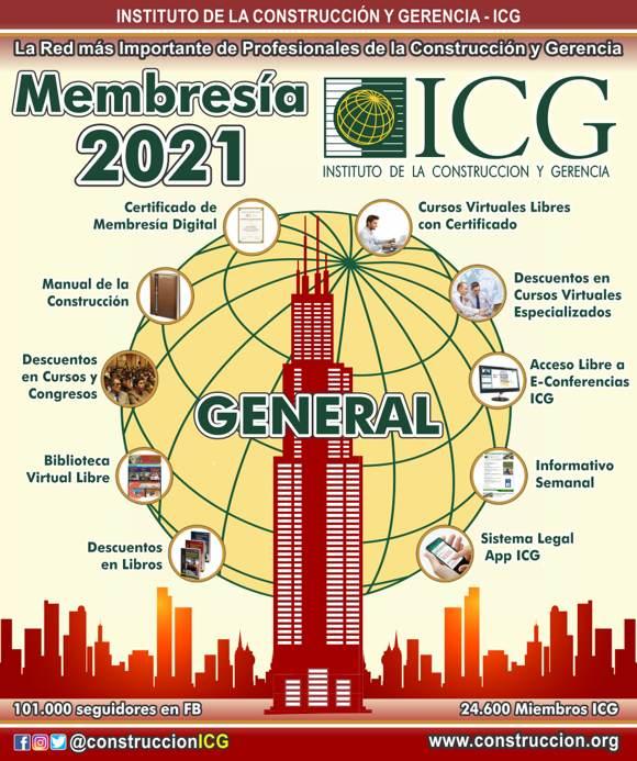 Membresía 2021 - General